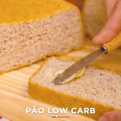 Low Carb Brot - Recipes for a diet ! Low Card Meals, No Carb Diets, I Love Food, Low Carb Recipes, Food And Drink, Favorite Recipes, Snacks, Dieta Low, Muscular Development