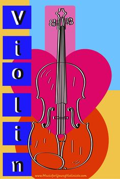 "Nurture your love of all things VIOLIN at Music for Young Violinists - violin music for musicians aged 4-16 and anyone who is ""YOUNG at HEART."""
