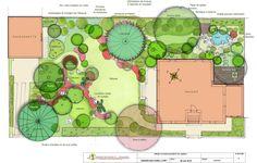 avant projet jardin - Recherche Google