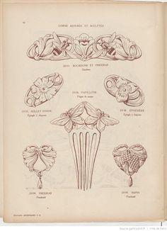 Travaux artistiques. Cahiers d'art appliqué...   1912-12-15   Gallica