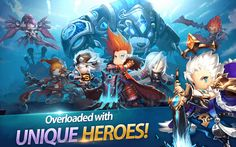 Collect extraordinary heroes & heroines New Romance of the three kingdoms through cute, revamped heroes