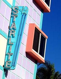 Starlite Hotel in Miami Deco District