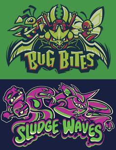 Bug Bites vs Sludge Waves