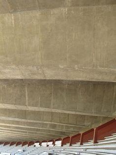 Ahmedabad - Cricket Stadium - Charles Correa Ahmedabad, Modern Architecture, Stairs, Cricket, Masters, Architects, Hands, Future, Design