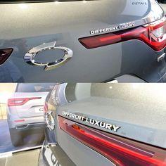 Detailkorea Car Lettering Slogans Emblem Silver for Renault All Cars #DETAILKOREA #Detailkorea #Renault #Renault_Emblem #Gold_Emblem #Renault_All_Car #Renault_Lettering
