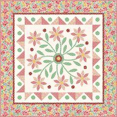 "Free Pattern, ""Pretty in Pink"" Many Free Patterns"