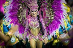 Aline Oliveira - Mocidade Alegre | Conheça as musas do Carnaval 2016 de São Paulo