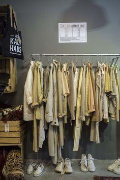 Het Kaufhaus in Amsterdam #vintage #secondhand #clothing #shop #amsterdam