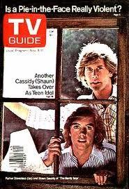 """""""The Hardy Boys"""" -- Parker Stevenson and Shaun Cassidy"""