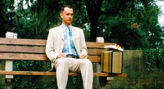 Here is Forrest Gump Outfit Pictures for you. Forrest Gump Outfit dress like forrest gump costume halloween and cosplay guides. Tom Hanks Forrest Gump, Forrest Gump 1994, Gary Sinise, Mia Wallace, Robin Wright, Iconic Movies, Popular Movies, Iconic Movie Characters, 90s Movies