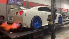 Nissan GTR Exhaust cars The post Nissan GTR appeared first on Ferrari Photos. Gtr Nissan, Nissan Gtr Skyline, Gtr R34, Carros Lamborghini, Carros Bmw, Japan Cars, Performance Cars, Modified Cars, Amazing Cars