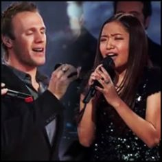 Charice & The Canadian Tenors Perform a Heavenly Version of The Prayer