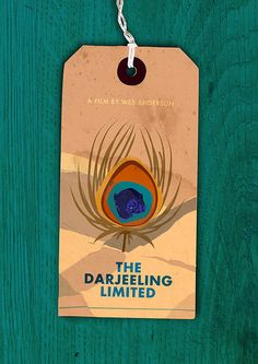 The Darjeeling Limited // Matthew James Taylor