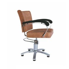 Hair Salon Styling Chairs Metal Hair Beauty Chair For Salon  Salon Styling Chair .