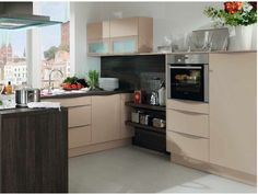 well-furnished kitchens