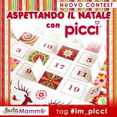 Waiting for Christmas with Picci!! Rules on Instagram @instamamme!!