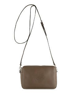 MULBERRY Blossom leather pochette