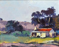 Verwante prent South African Artists, Ted, To Go, Paintings, Landscape, Places, Paint, Painting Art, Scenery