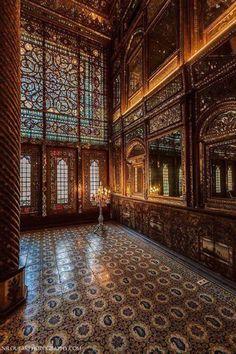 Almas building , Golestan palace Tehran MustSeeIran