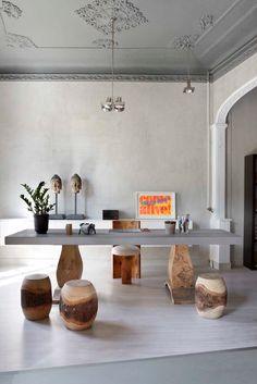 French meets modern | jebiga | #wood #interiors #interiordesign #design #jebiga