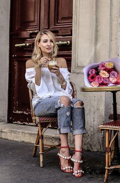 Modelle mit Knöchelriemen gehören zu den Schuhtrends 2017