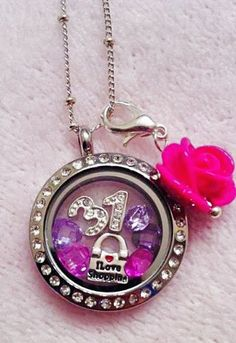 Thirty One Gifts Origami Owl Living Locket!