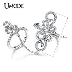 Bague Pour Femme Fashion White Gold Plated Bowknot Rings For Girl Gift Wholesale Cheap AAA+ CZ Jewelry Stores AUR0109 Like if you remember http://www.pros-fashion.net/product/umode-bague-pour-femme-fashion-white-gold-plated-bowknot-rings-for-girl-gift-wholesale-cheap-aaa-cz-jewelry-stores-aur0109/ #Jewelry #shop #beauty #Woman's fashion #Products
