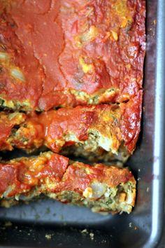 Mom's Ultimate Vegetarian Lentil Loaf - vegan and gluten free. This vegetarian meatloaf is incredible!