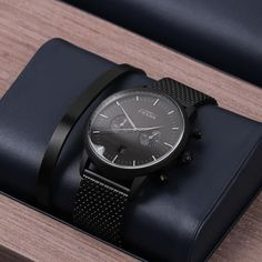 The Kingston matte black ⌚️#grandfrankwatches www.Grandfrank.com