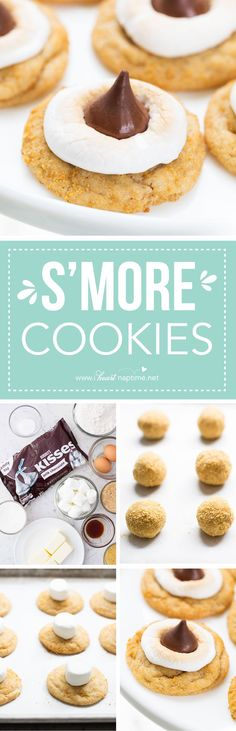 S'mores Cookies... a