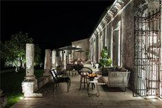 Dimora delle Balze - Noto - Sicily #contract #project #installation #italy #italia #bitta #dordoni #kettal #outdoor #arredamenti #exterior see here: https://goo.gl/pz6R5u