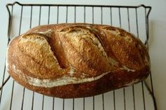 Paine simpla cu maia metoda 1:2:3 Bread Recipes, Cooking, Food, Kitchen, Food And Drinks, Essen, Kitchens, Bakery Recipes, Cucina