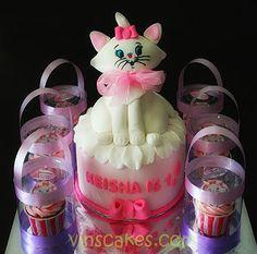 Lambrini Birthday Cake