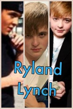 Ryland lynchthe brother of riker lynch Ross lynch rocky lynch and rydel lynch and friends with Ellington Ratliff