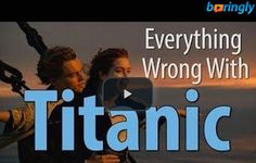 Check out #movie mistakes from the classic Titanic movie  #moviemistakes #titanicemovie #fun