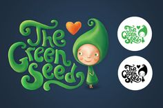Characters & Lettering on Behance