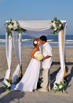 Bamboo Wedding Canopy