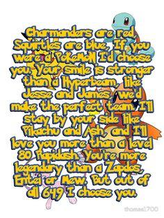 Pokemon Poem by thomas1700