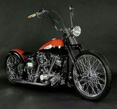 Harley Davidson red
