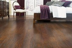 Laminate floors by Mohawk at James Carpets of Huntsville