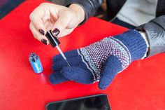 Touch Tonic - Turn any glove into tech compatible gloves! #tech #style #touchtonic