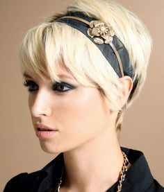 Short Crop Hairstyles 2013 I wish I could pull this off.