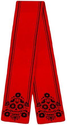 Sourpuss Los Muertos Scarf - Scarves | RebelsMarket
