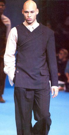 """"""" Jean Paul Gaultier Menswear Spring/Summer 1990 """""""