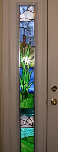 stained+glass+patterns+for+sidelights | Stained Glass Windows Canada by Knapp Stained Glass