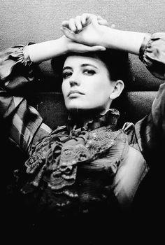 Eva Green   Fashion photography