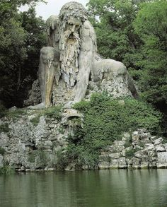 Colossus, Florence, Italy