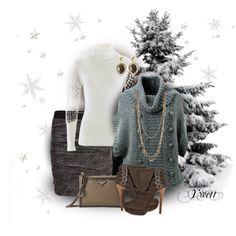 Colors n.79 by ywett01 on Polyvore featuring SELECTED, Naughty Monkey, Brighton, Fantasy Jewelry Box and Vaubel