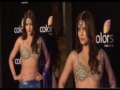 Ankita Shorey STUNNING in Bikini Blouse Saree.