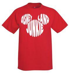 disgear disneyland junkie t shirt disney running run disney disney home mickey